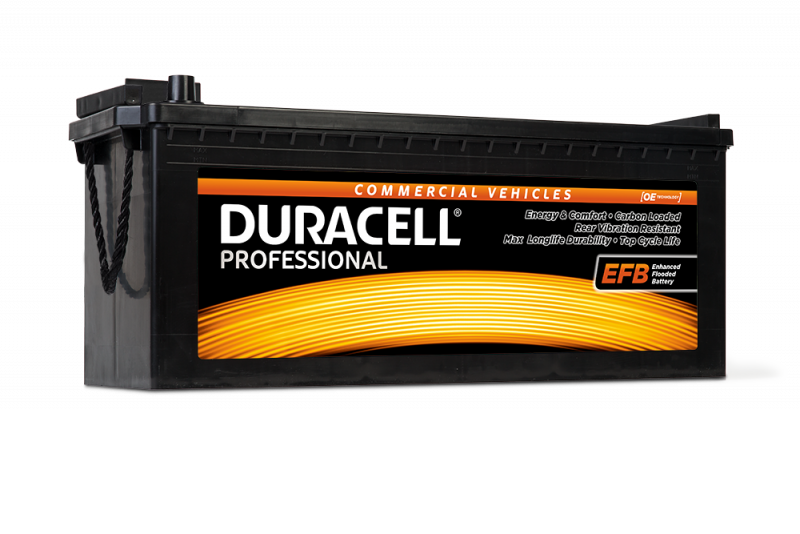 Duracell Professional DP 190 EFB