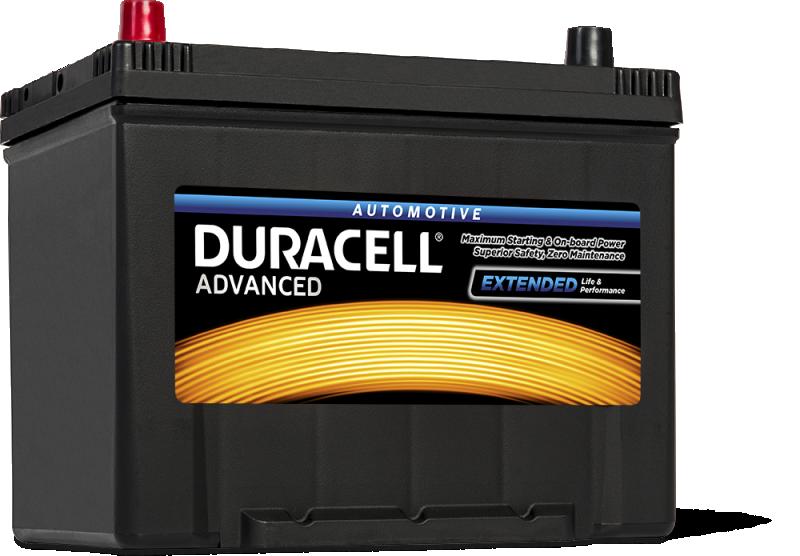 Duracell Advanced DA 70L