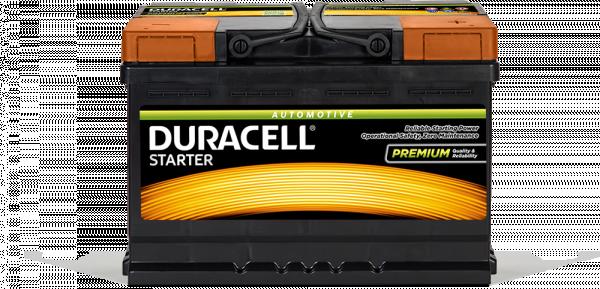 Duracell Automotive - Car batteries